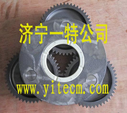 小松正厂配件,pc300/360-7行走总成,行走马达,行走一级