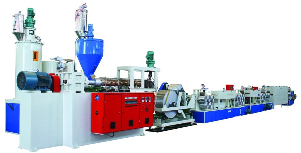 鲁奥机械专业供应PP打包带挤出生产设备