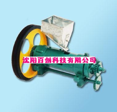 中型食品饲料膨化机,浙江圣地牌小米花膨化机,沈阳米花糖膨化机
