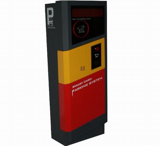 停车场HB-J10出入口控制机箱