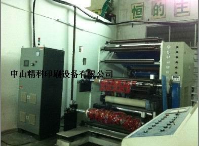 精科UV印刷机加装水冷UV系统