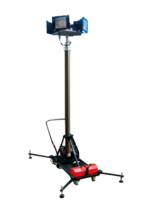 海洋王SFD3000A便携式升降工作灯4×500w