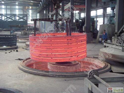 井式电阻炉(环件热处理)