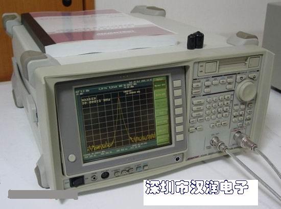 二手爱德万8G频谱仪R3465A现货租售