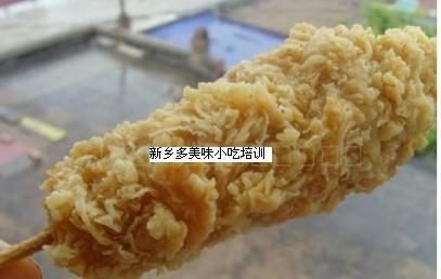 油炸棒棒鸡培训炸鸡腿培训炸鸡柳培训各种风味油炸技术培训