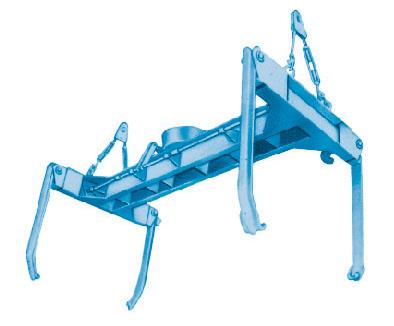 蒸压加气混凝土设备吊具|加气砖设备原材料要求