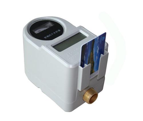 卡博士机械水表IC卡水控一体机