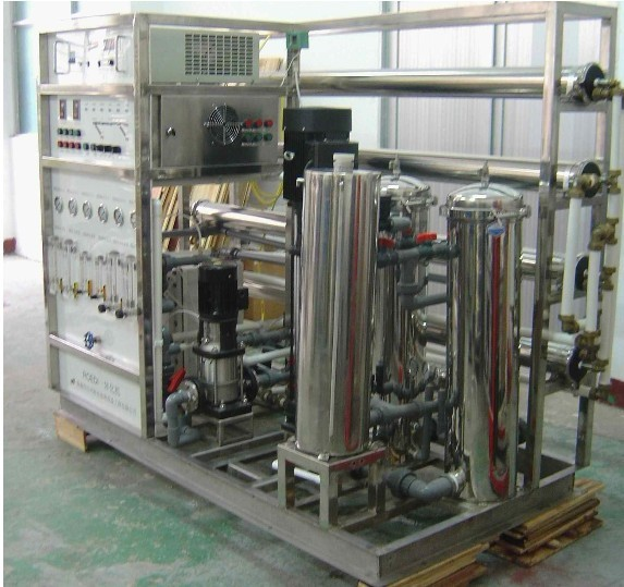 工业高纯水设备,电子行业高纯水设备,电子超纯水设备