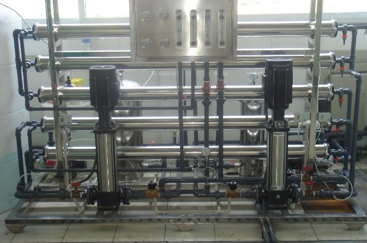 电子级超纯水设备,太阳能超纯水设备,ro-edi超纯水设备