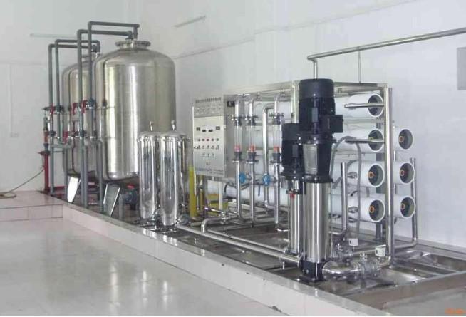 超纯水制备设备,电镀行业用超纯水设备,edi超纯水处理设备