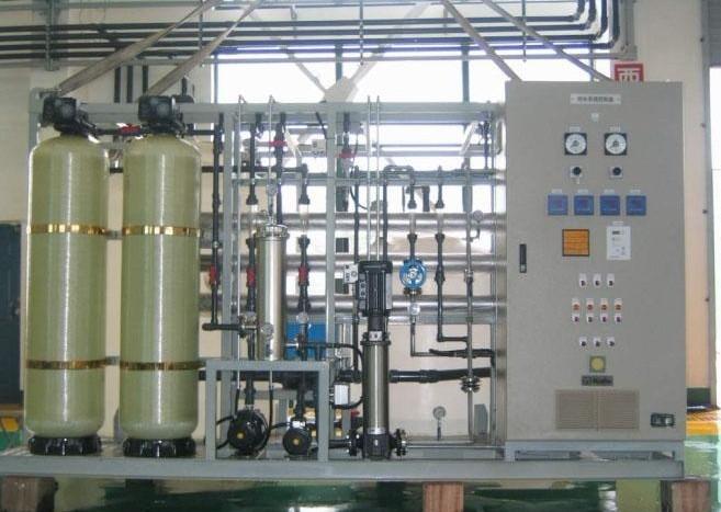 化妆品用超纯水设备,电路板超纯水设备,edi 超纯水设备