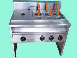 燃气煮面炉,多功能煮面炉,双头煮面炉,煮面炉多少钱一台