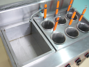 台式六头煮面炉,六头煮面炉,南宁节能煮面炉 ,燃气节能煮面炉