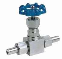 内外螺纹针型阀J23W|对焊式针型阀|卡套针型阀