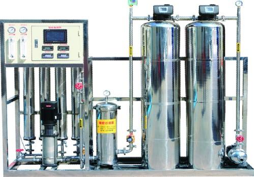 酿酒用水处理设备-纯净水设备