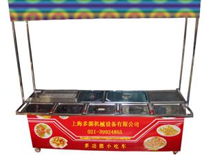 麻辣串小吃车,无烟烧烤小吃车价格,广西加盟小吃车