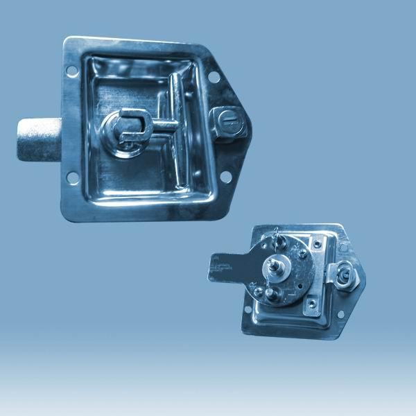工程机械面板锁