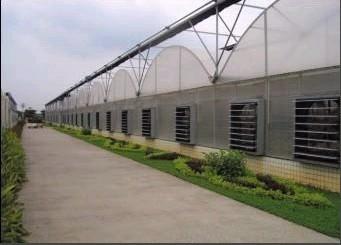 土禾  水帘风机,工厂降温系统