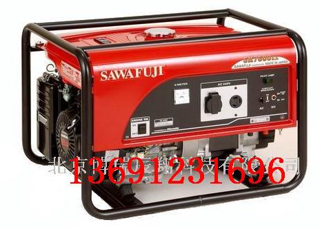 进口发电机SH7600EX