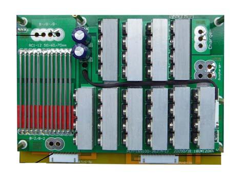 16S100A储能锂电池用保护板