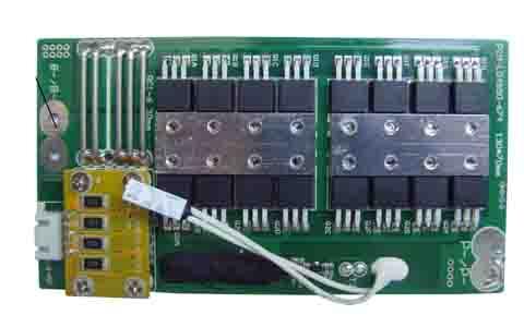 四节/50A大功率锂电池组保护板