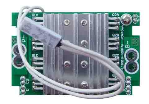 36V/20A电动自行车电池保护板