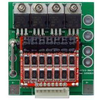 7S/10A锂离子/聚合物/磷酸铁锂电池组保护板