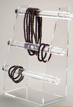 亚克力饰品展示架 有机玻璃饰品展示架