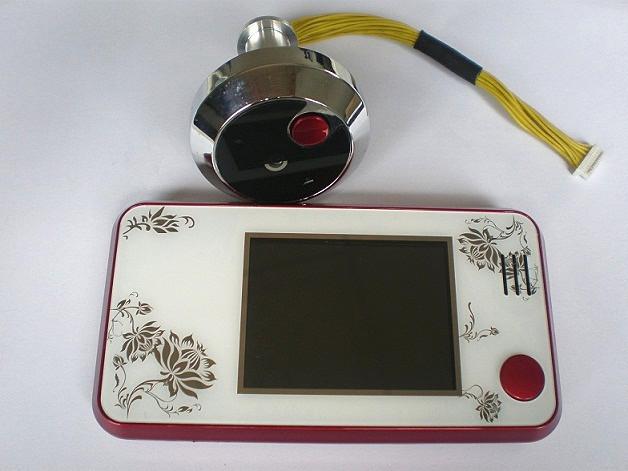智能电子猫眼,可视门铃,2.7寸,厂家直供,一件直批