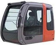 日立ZX200-3挖掘机驾驶室