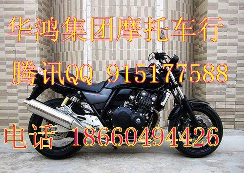 热卖进口本田CB400摩托车