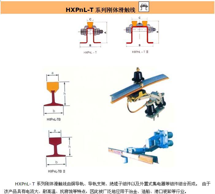 刚体滑线(JGHX)/上海刚体滑线制造商
