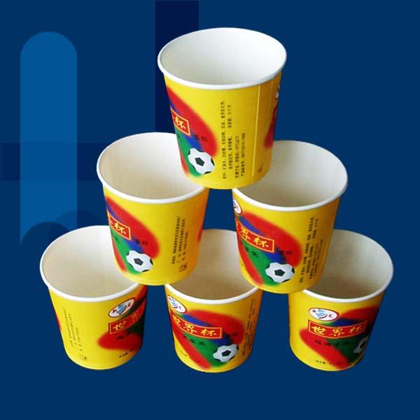 石狮印刷广告纸杯公司