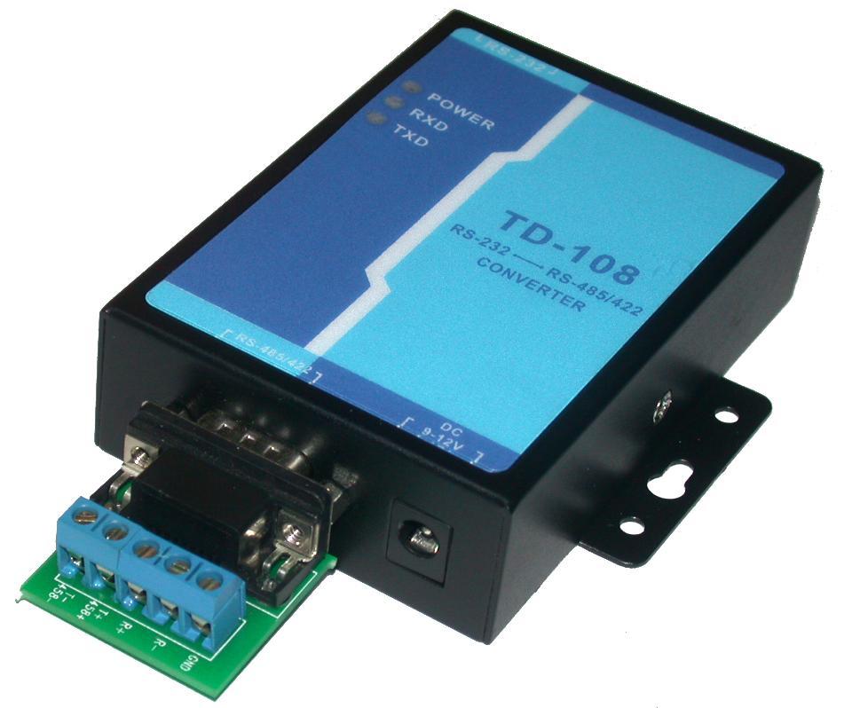 有源防雷光隔RS485转换器