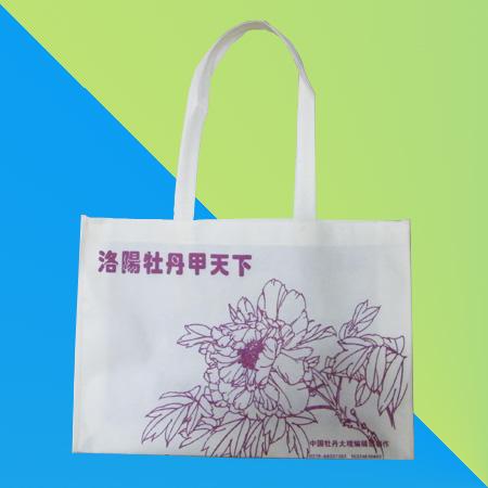石狮环保广告购物袋印刷
