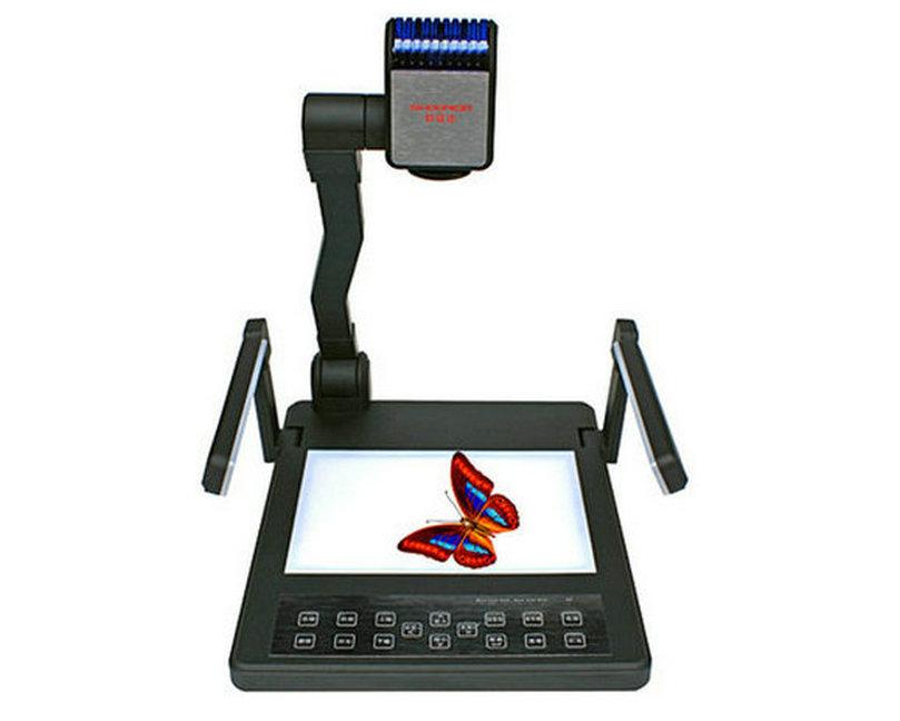 时信达带储存功能高清实物展示台,数字视频展示台,多媒体展示台