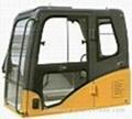 供应卡特挖掘机驾驶室