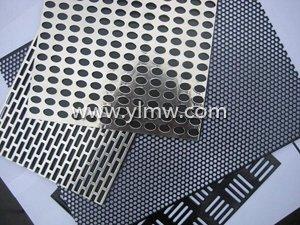 特殊材质孔板,冲孔板,拉伸网