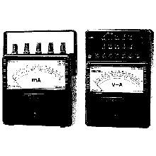 便携式直流电流电压表2011, 2012