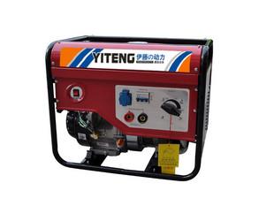 供应250A汽油焊机|便携式发电电焊一体机