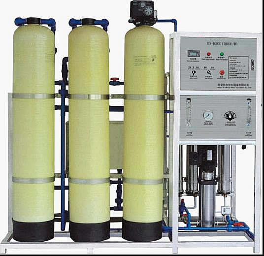 江西反渗透纯净水处理设备,江西反渗透设备厂