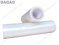 厂家直销拉伸缠绕包装膜,机用拉伸膜,包装膜,深圳达高科技!