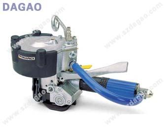 供应瑞士进口CR25A气动钢带打包机,深圳达高代销!