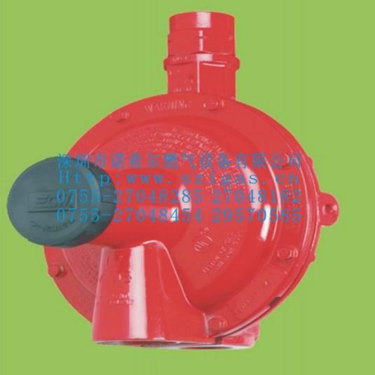 243-12燃气调压器/天然气减压阀