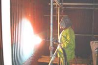 钢构件喷锌防腐,喷涂碳化物耐磨