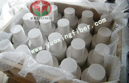 机电设备连接垫片专用陶瓷纤维异型件 保温异型件