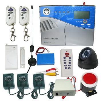 保定最新家用防盗报警器,无线防盗报警器守护您的家