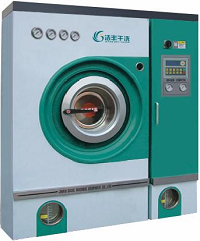 洁丰干洗加盟系列石油干洗机