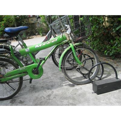 供应各种单车锁 自行车架