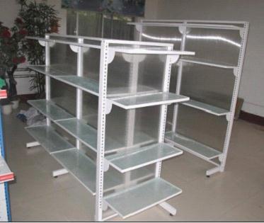 洗化展架|洗化玻璃展架|玻璃展架|化妆品专用货架|精品展架